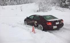 雪道安全運転プラン