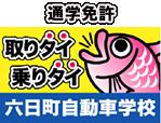 六日町自動車学校は新潟県六日町市にある教習所です。無料送迎バスで快適通学!